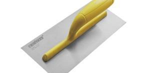 Trintuvė tinkavimui nerūdijančio plieno 125*280 mm 1117125 Crownman (12)