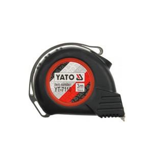Ruletė 5 m*25 mm YT-7111 YATO
