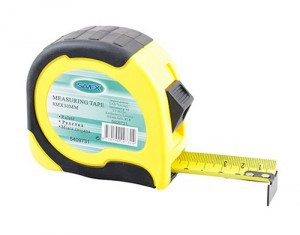 Ruletė 3 m*16 mm 81-153 Savex