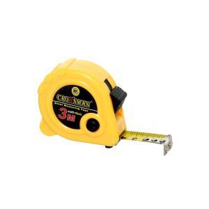 Ruletė 3 m*16 mm su magnetu 0902903-1 Crownman (12)