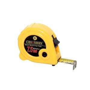 Ruletė  7.5 m*25 mm su magnetu 0902907-1 Crownman (6)