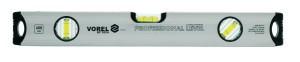 Gulsčiukas aliumininis 3 indų 1000 mm pilkas 16554 Vorel