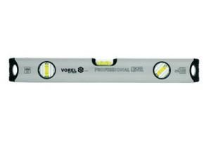 Gulsčiukas aliumininis 3 indų 1500 mm pilkas 16556 Vorel