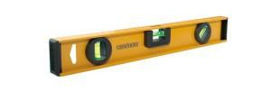 Gulsčiukas aliumininis 3 indų  400 mm su magnetu 0937016 Crownman (1)