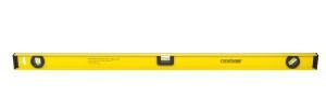 Gulsčiukas aliumininis 3 indų 1000 mm su magnetu 0937040 Crownman (1)