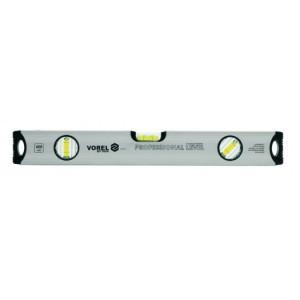 Gulsčiukas aliumininis 3 indų 400 mm pilkas16551 Vorel
