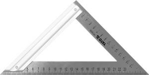 Trikampis staliaus su rankena 270 mm YT-70781 YATO