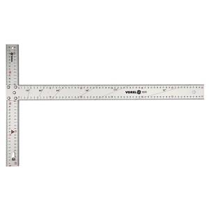 Kampainis aliuminis 600 mm 18370 Vorel