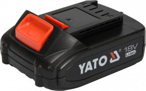Akumuliatorius LI- ION 18V 2Ah YT-82842 YATO SYS18V