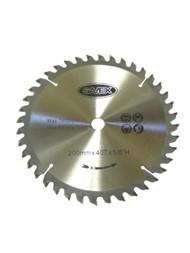Diskas aliuminio pjovimo 200/16/2.8 40 dantų 385056 Savex
