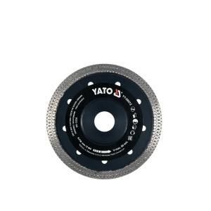 Diskas keramikos pjovimui ir šlifavimui 125 mm YT-59972 YATO