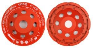 Diskas deimantinis keramikos pjovimui 125 mm YT-59952 YATO