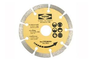 Diskas deimantinis segmentinis 180 mm 08714 lstb
