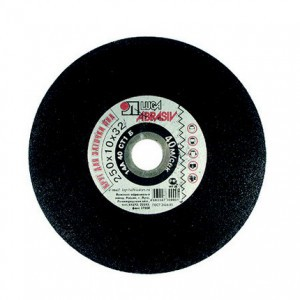 Diskas pjūklų galandinimo 250*6*32 14A tipas 3 Luga Rusija (10)