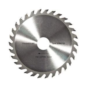 Diskas medžio pjovimo 125*22.2 mm 30 dant. 078102-1 (1)