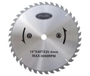 Diskas medžio pjovimo 350/25.4/3.4 40 d. grūd. 65-860/08845/171-700 Savex