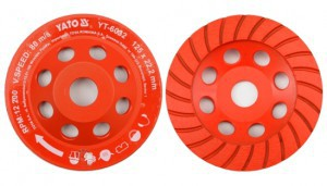Алмазный шлифовальный диск 125х22,2
