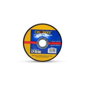 Diskas metalo šlifavimo 115*6*22.23 mm 0865115 Crownman (15)