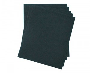 Popierius šlifavimo vandeniui atsparus 230*280 mm     P80 0877260-2 Crownman(50)