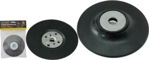 Padas šlifavimo guminis 125 mm 0898125 Crownman (10)
