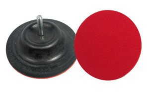 Padas šlifavimo guminis lipnus MULTI-DYSK 125 mm 08350 Lenkija lstb