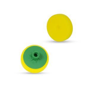 Kempinė poliravimo 80 mm M14 geltona (vidutiniškai kieta) BOLL 0030109