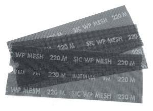 ABRASIVE MESH P100 110X270MM
