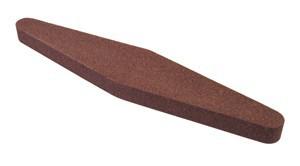 Galąstuvas ovalus valtelės tipo LODOČKA 225*35*18 mm Luga Rusija