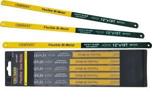 Ašmenys metalo pjūkleliui vienpusiai 300 mm 18T BI-Metal 0811512 Crownman (100)