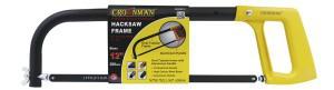Pjūklelis metalui 250-300 mm aliumine rankena 0820812 Crownman (6)