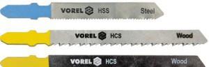 Ašmenys siaurapjūkliui BOSCH metalui 5 vnt. 76/50 mm 24 TPI 27814