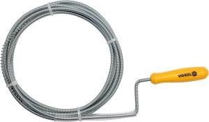 Gyvatukas kanalizacijai  1.5 m 5 mm 55541 Vorel