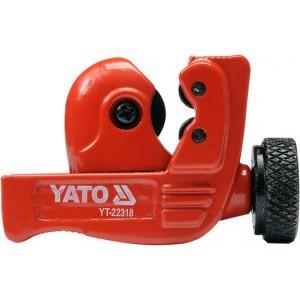 Pjoviklis vamzdelių 3-22 mm YT-22318 YATO
