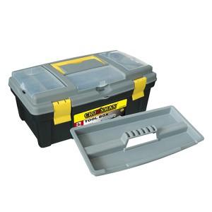 """Dėžė įrankiams plastikinė 20"""" 51*30.5*22.5 cm 0018020 Crownman (1)"""