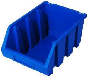 Dėžutė smulkioms detalėms mėlyna ERGOBOX4 Lenkija