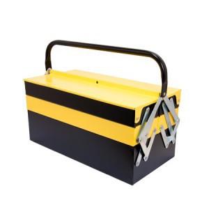 Dėžė įrankiams metalinė 404*200*195 mm 5 dalių 0010075 Crownman (1)