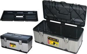 """Dėžė įrankiams metalinė/plastikinė 23"""" 0018043 Crownman (1)"""