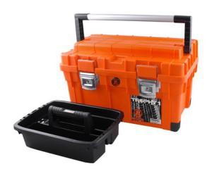Dėžė įrankiams plastikinė HD TROPHY 1 raudona 595*345*355 mm Lenkija
