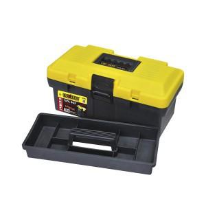 """Dėžė įrankiams plastikinė 19"""" 47*24*20 cm 0018049 Crownman (1)"""