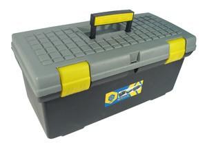 """Dėžė įrankiams plastikinė 20"""" 510*260*230 mm 78802 Lenkija"""