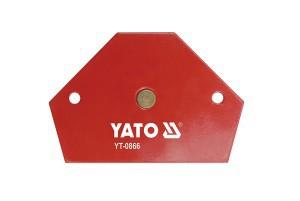 Laikiklis suvirinimo magnetinis 64*95*14 mm 11.55 kg YT-0866 YATO