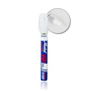 Markeris PRO-LINE WP drėgniems paviršiams baltas skystų dažų 3 mm 96930 (12)