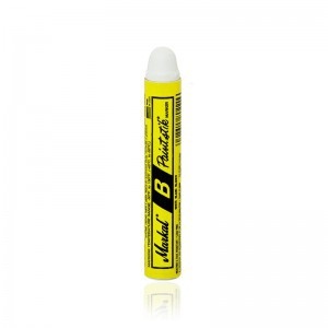 Markeris PAINSTSTICK B baltas kreidelė 17 mm 80220 (12)