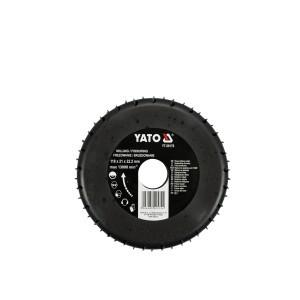 Drožtuvas medžiui diskinis 118 mm YT-59176 YATO
