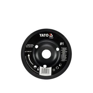 Drožtuvas medžiui diskinis 125 mm N1 YT-59167 YATO