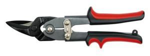 Žirklės skardai kairinio kirpimo 250 mm dvispalve rankena 48080 lstb