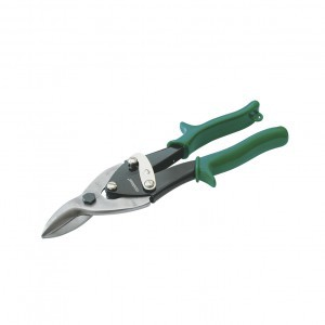 Žirklės skardai kairinio kirpimo 250 mm iki 1.5 mm CR-V 0585501 Crownman (6)