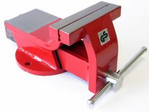 Spaustuvas plieninis fiksuotas 150 mm GS 1150.60 Savex