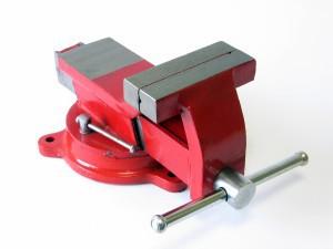 Spaustuvas plieninis besisukantis ypač tvirtas 100 mm 1151.40 Savex (1)