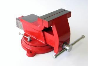 Spaustuvas plieninis besisukantis ypač tvirtas 125 mm 1151.50 Savex (1)